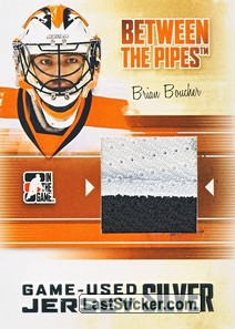 Brian Boucher (Game-Used Jersey)