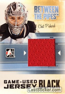 Chet Pickard (Game-Used Jersey)