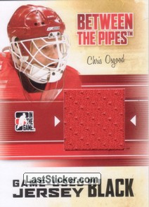 Chris Osgood (Game-Used Jersey)