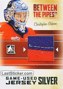 Christopher Gibson (Game-Used Jersey)