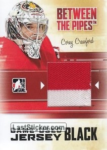 Corey Crawford (Game-Used Jersey)