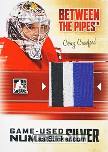 Corey Crawford (Game-Used Number)