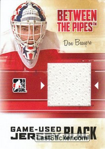 Don Beaupre (Game-Used Jersey)