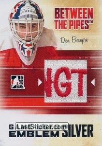 Don Beaupre (Game-Used Emblem)