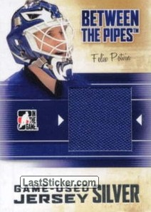 Felix Potvin (Game-Used Jersey)