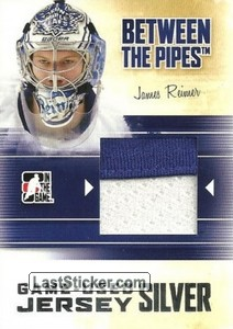 James Reimer (Game-Used Jersey)