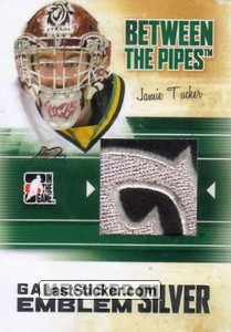 Jamie Tucker (Game-Used Emblem)