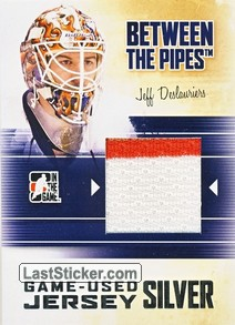 Jeff Deslauriers (Game-Used Jersey)