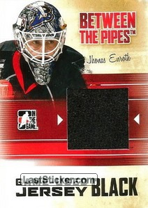 Jhonas Enroth (Game-Used Jersey)