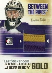 Jonathan Quick (Game-Used Jersey)
