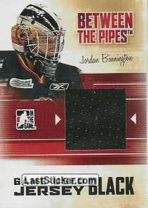 Jordan Binnington (Game-Used Jersey)