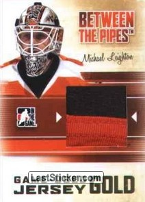 Michael Leighton (Game-Used Jersey)