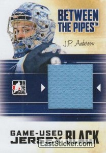 J.P. Anderson (Game-Used Jersey)