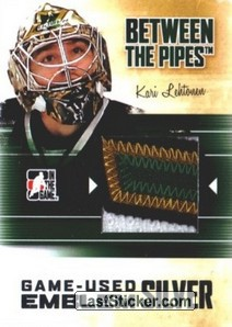 Kari Lehtonen (Game-Used Emblem)