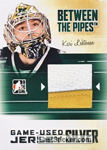 Kari Lehtonen (Game-Used Jersey)