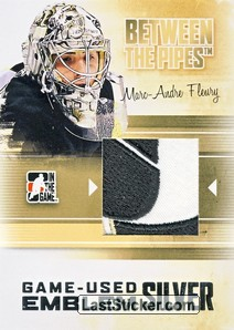 Marc-Andre Fleury (Game-Used Emblem)