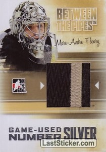 Marc-Andre Fleury (Game-Used Number)