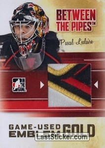 Pascal Leclaire (Game-Used Emblem)