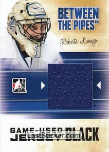 Roberto Luongo (Game-Used Jersey)