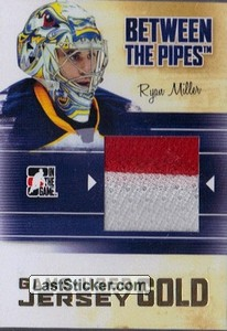 Ryan Miller (Game-Used Jersey)