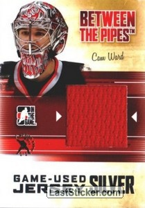 Cam Ward (Game-Used Jersey)