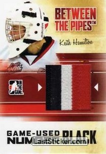 Keith Hamilton (Game-Used Number)