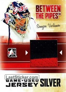 Semyon Varlamov (Game-Used Jersey)