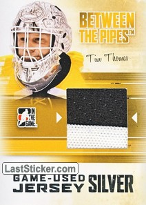 Tim Thomas (Game-Used Jersey)