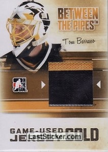 Tom Barrasso (Game-Used Jersey)