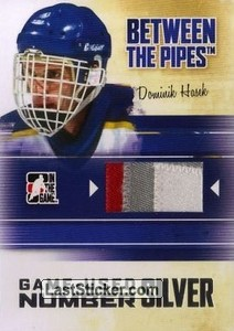 Dominik Hasek (Game-Used Number)