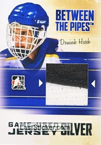 Dominik Hasek (Game-Used Jersey)