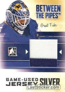 Grant Fuhr (Game-Used Jersey)