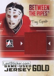 Tony Esposito (Game-Used Jersey)