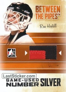 Ron Hextall (Game-Used Number)