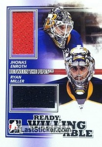 Ryan Miller / Jhonas Enroth (Ready, Willing & Able)