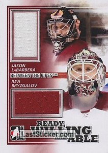 Ilya Bryzgalov / Jason LaBarbera (Ready, Willing & Able)