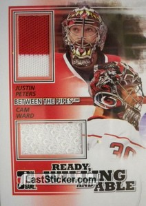 Cam Ward / Justin Peters (Ready, Willing & Able)