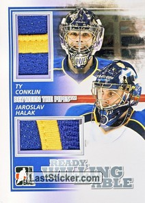 Jaroslav Halak / Ty Conklin (Ready, Willing & Able)