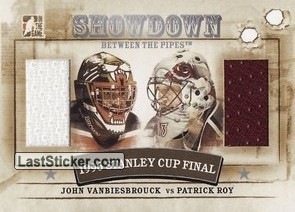 Patrick Roy / John Vanbiesbrouck (Showdown)