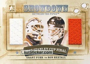 Grant Fuhr / Ron Hextall (Showdown)