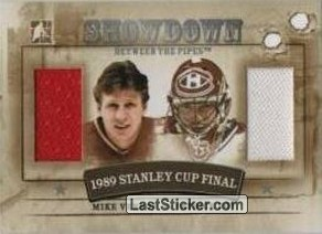 Mike Vernon / Patrick Roy (Showdown)