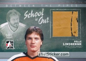 Bernie Parent - Pelle Lindbergh (School Is Out)