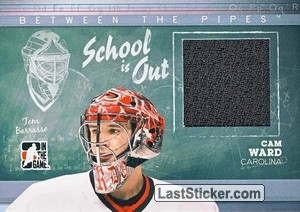Tom Barrasso / Cam Ward (School Is Out)