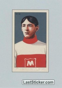 Georges Vezina (100 Years of Hockey Card Collecting)