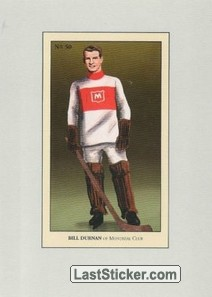 Bill Durnan (100 Years of Hockey Card Collecting)