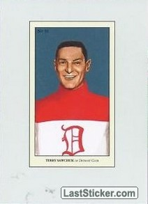 Terry Sawchuk (100 Years of Hockey Card Collecting)
