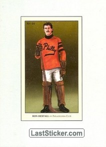 Ron Hextall (100 Years of Hockey Card Collecting)