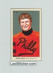 Bernie Parent (100 Years of Hockey Card Collecting)