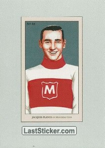 Jacques Plante (100 Years of Hockey Card Collecting)