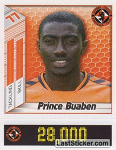 Prince Buaben (Dundee United)